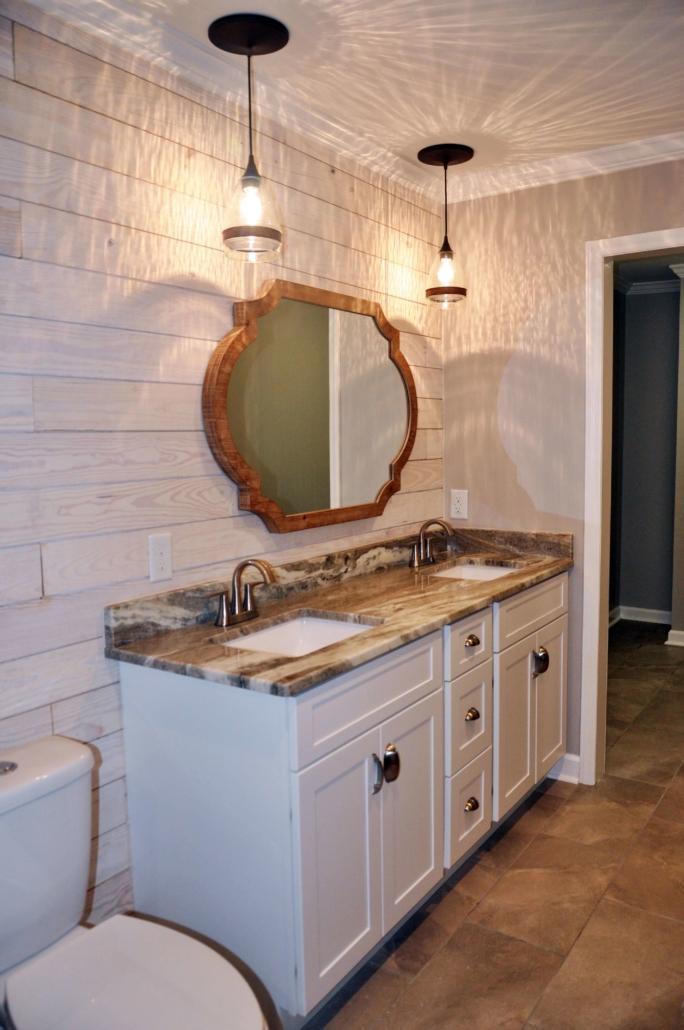 Barn Door Bathroom Winston Salem Kitchen And Bath Remodeling Kernersville Nc
