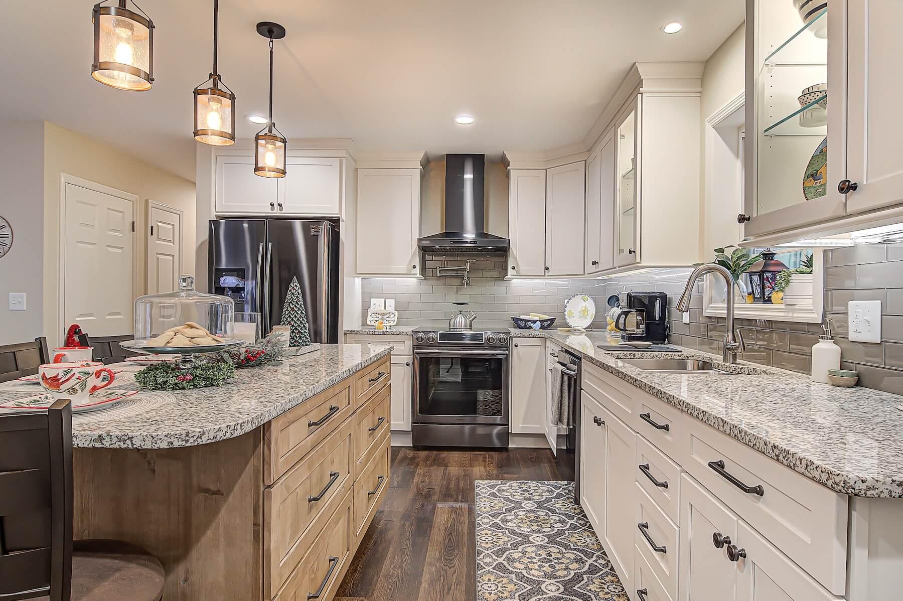 Complete Custom Kitchen Remodel   Kernersville   Kitchen ...