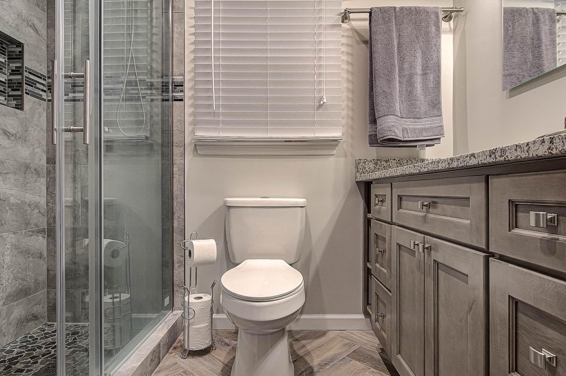 Full Bathroom Remodel winston salem nc