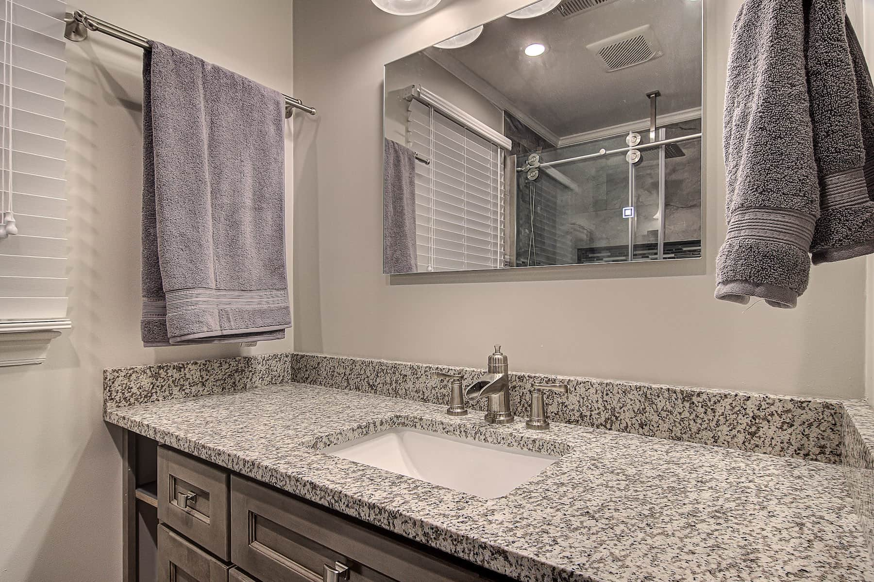 Bathroom Remodel Countertops & Cabinets Winston Salem NC