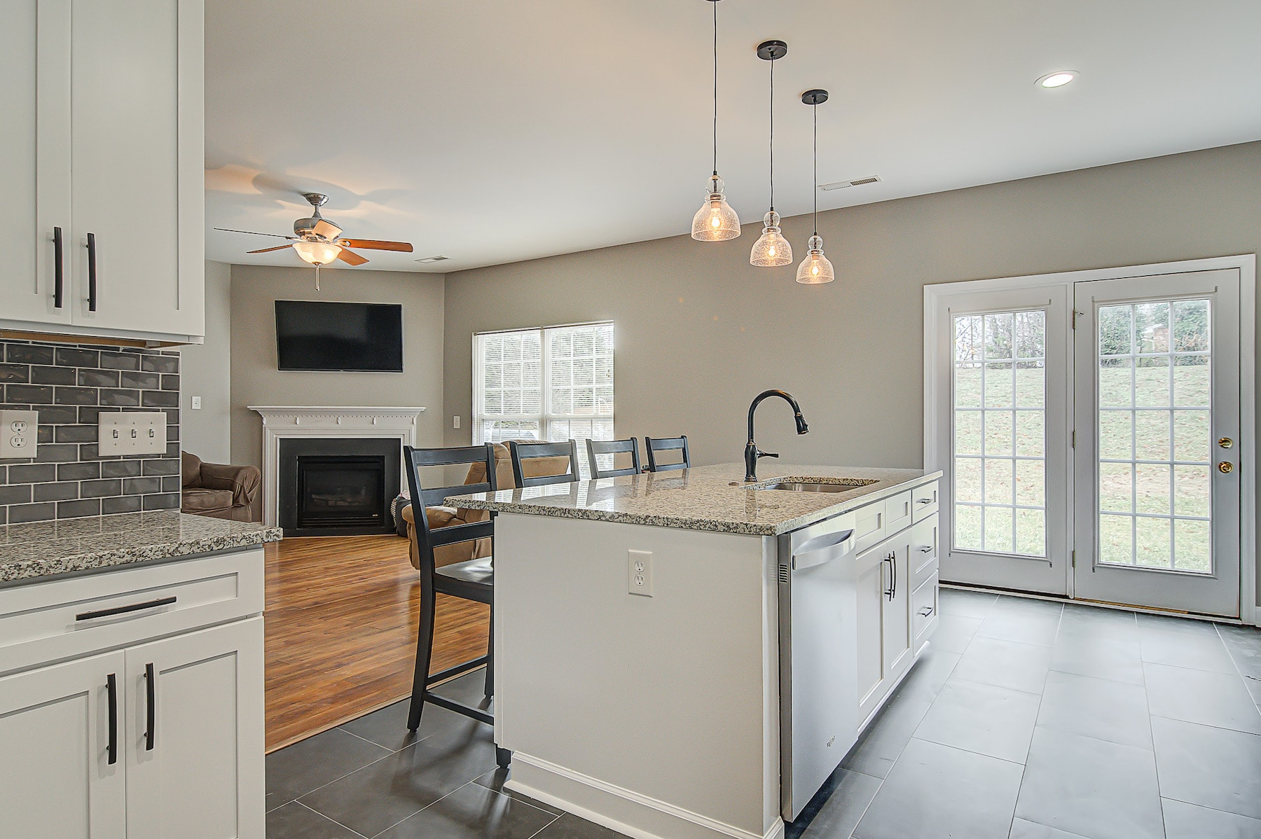 kitchen island kitchen remodel pendant lights kernersville nc